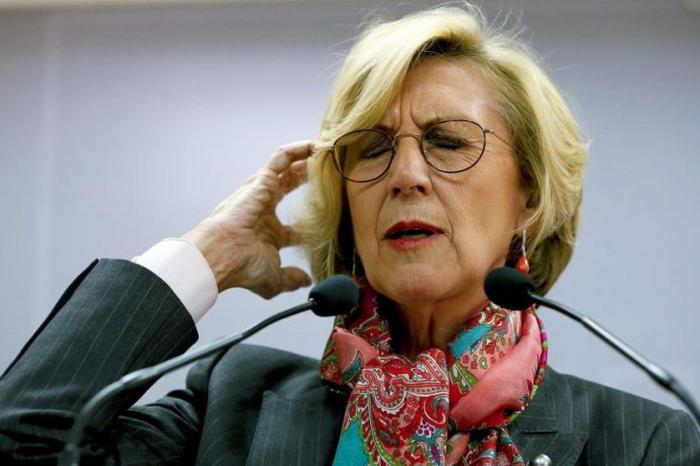 """Rosa Diez anuncia que creará un partido político en Castilla La Mancha que se llamará """"Hacerme caso porfi"""""""