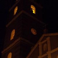 Las luces del campanario