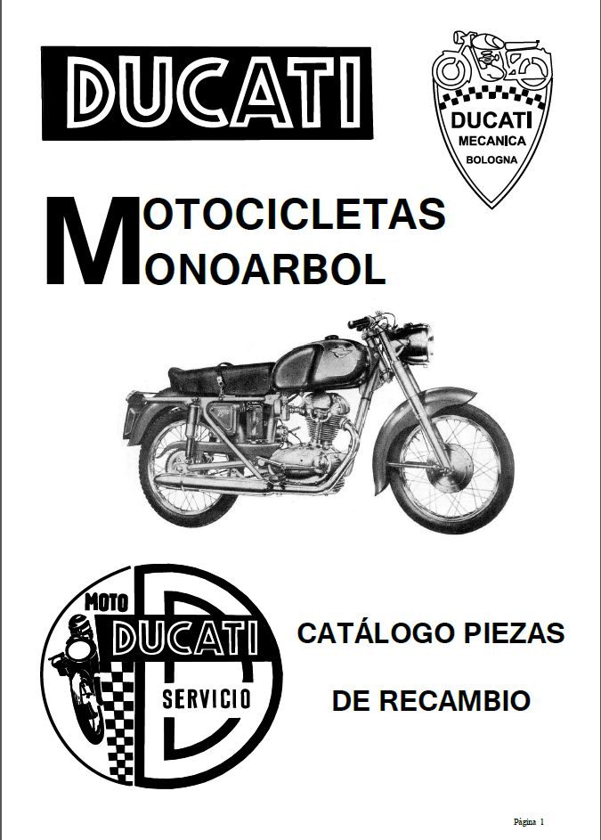 Ducati 125/175 Turismo, 125 Sport y 200 Élite. Manual de