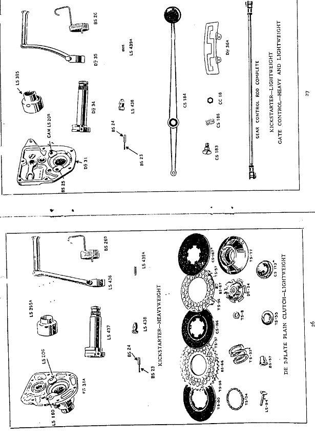 Sturmey Archer Caja Cambio 4 Marchas Lista de Repuesto e