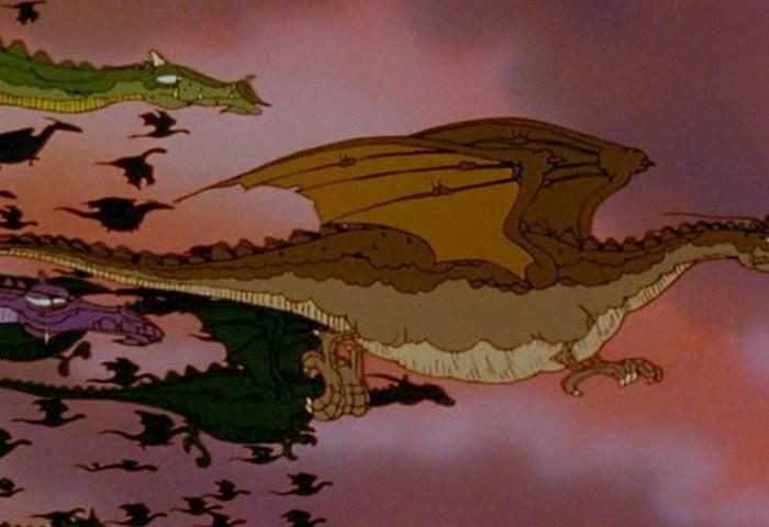 Quién Recuerda El Vuelo De Los Dragones La Mano Del Extranjero