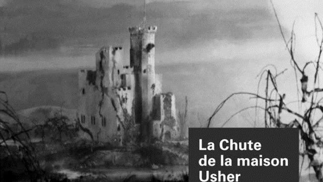 El hundimiento de la Casa Usher en el cine de vanguardia  La mano del extranjero