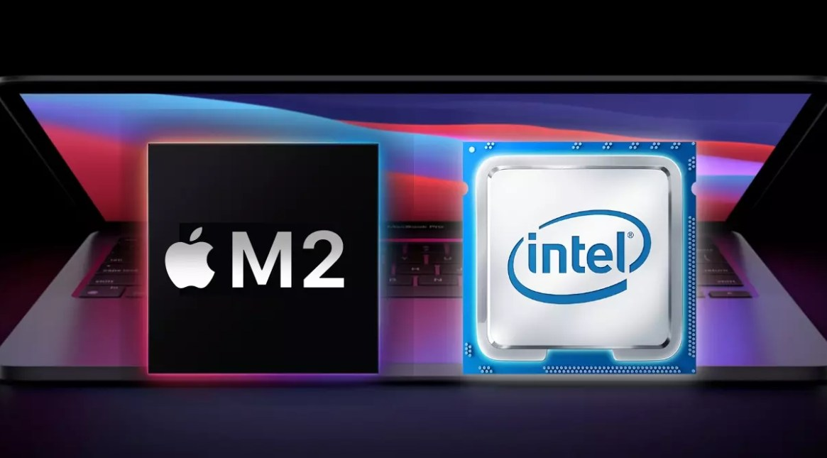 MacBook 2021 M2 Intel