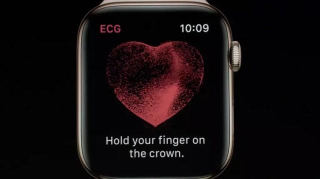 Apple Watch Series 4 watchOS