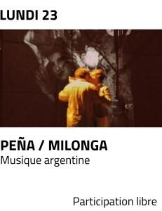 Visus site - Pena janvier tango