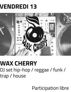 Visus site - wax cherry