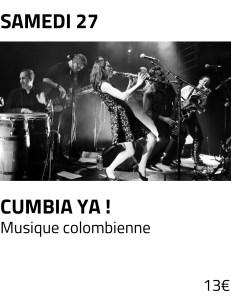 Visus site - cumbia ya
