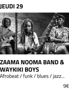 Visus site - zaama nooma band juin visuel