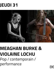 Visu site - Meaghan Burke et Violaine Lochu visuel