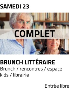 Visus site - brunch littéraire septembre complet