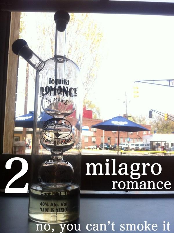 Milagro Romance La Margarita Fountain Square