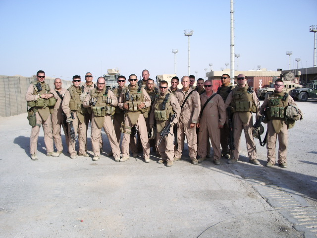 howell in Iraq 2