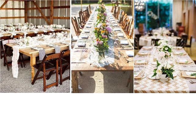 Dcoration Mariage Les Tables Banquet