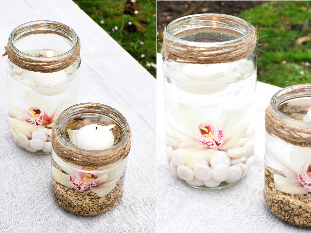 Theme Mariage Orchidee Decoration : Décoration