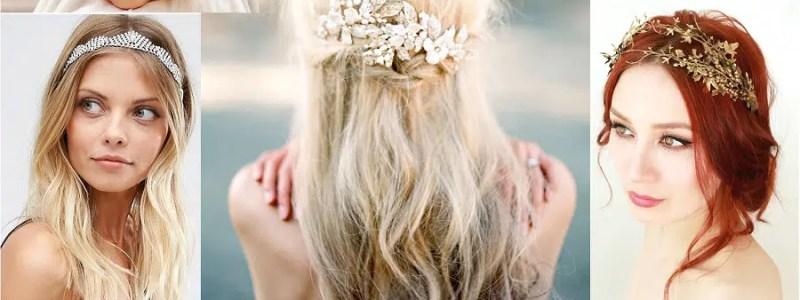 {Shopping}Jolis bijoux de tête pour la mariée