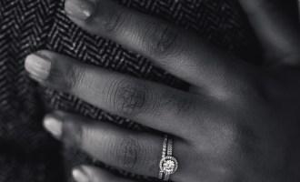 Bague de mariage solitaire