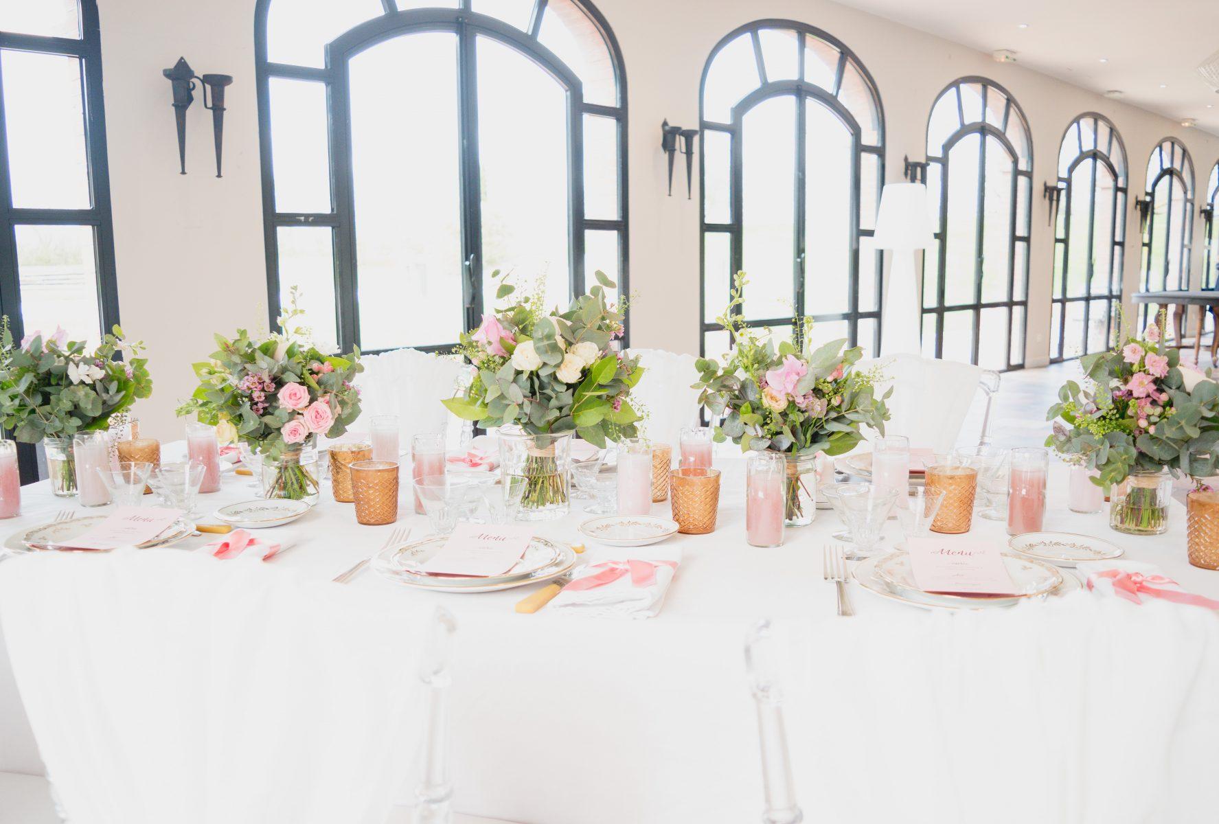 mariage bucolique champêtre