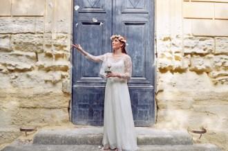 Shooting romantique Chateau de la Mogere Montpellier-064