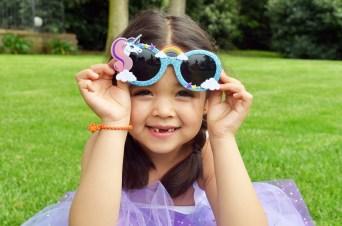 Kids Fashion Licornes Party Fon de Rey-145