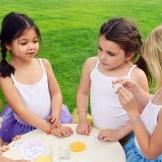 Kids Fashion Licornes Party Fon de Rey-149