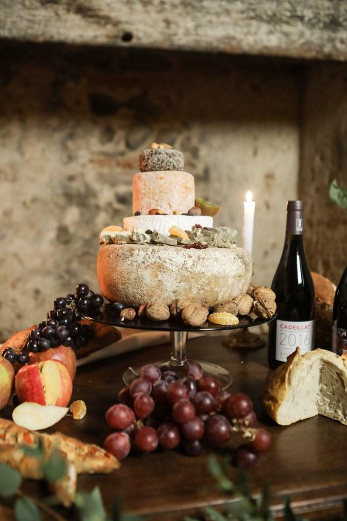 gateau de fromages