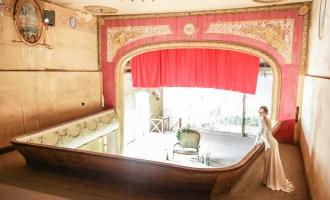 Shooting d'inspiration Théâtre à l'italienne - Jean Coubard