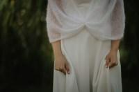 poppy chauffe epaule en mohair pour mariee robe de mariage automne hiver creation lyon veste tricotee (6)