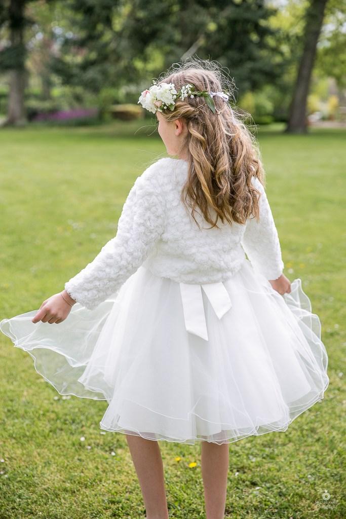 robe de mariée cortège
