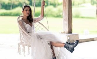 la mariée en bottes