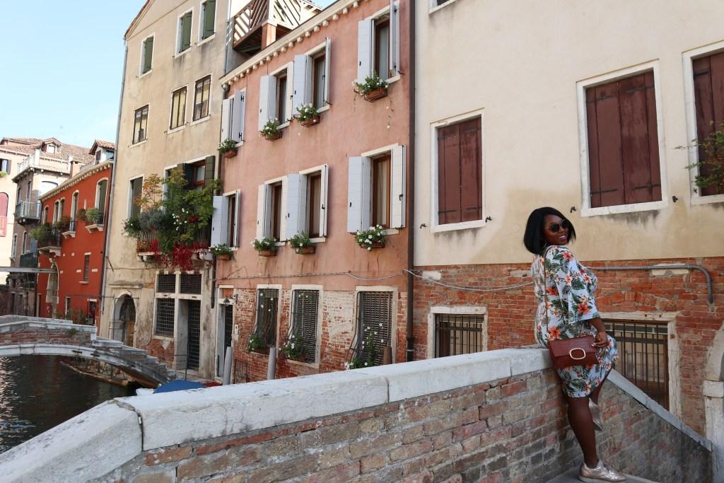 La Mariée Enjouée à Venise