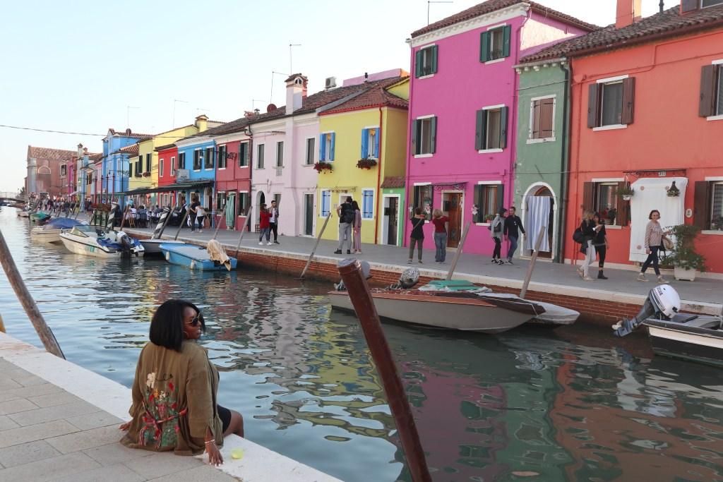 En amoureux à Venise
