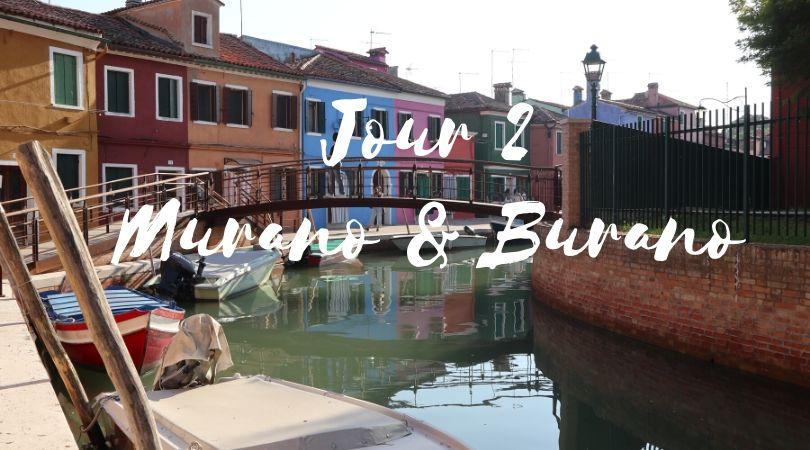 Visite de la ville de Venise