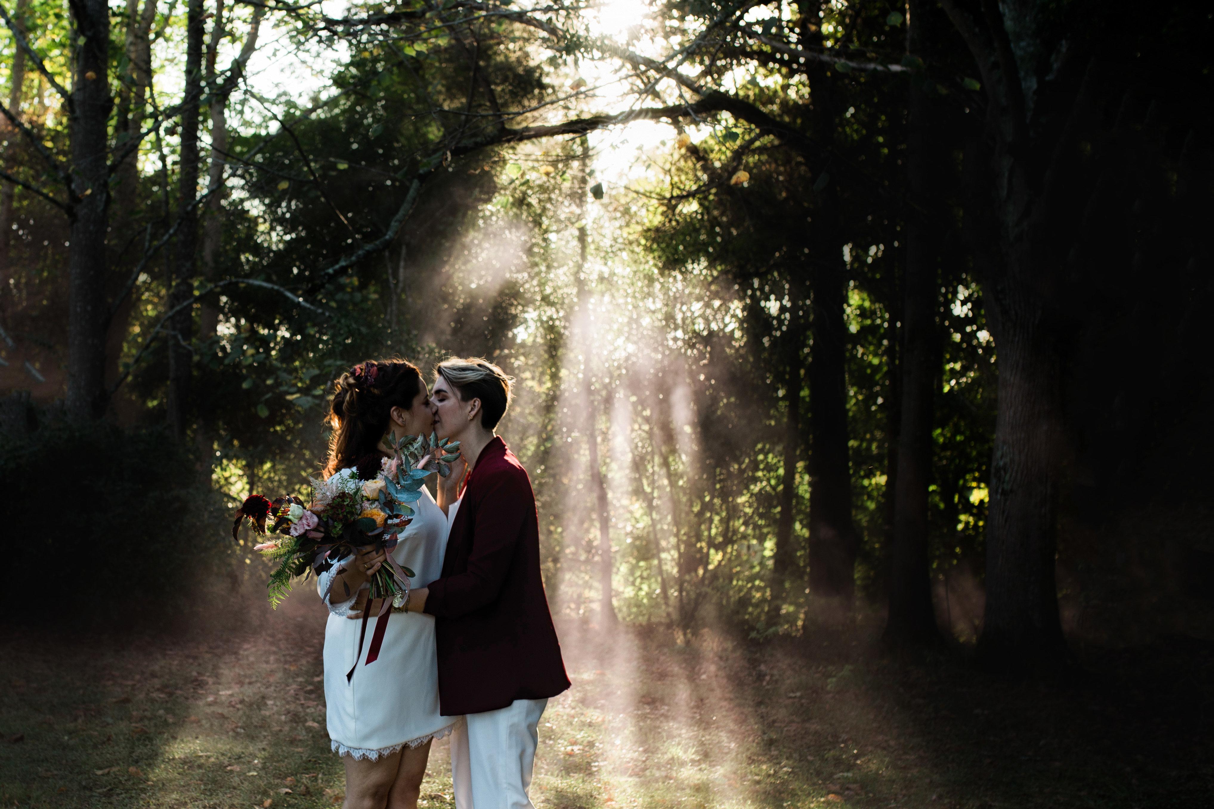 Mariage automne - Eva Martinez