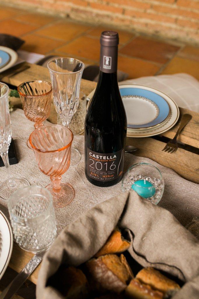 Le vin du mariage - Bertrand henry