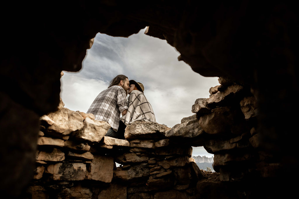 Séance d'engagement en Espagne - Studio 23 Photographies