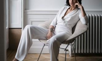 Florence M - Combinaison de mariage
