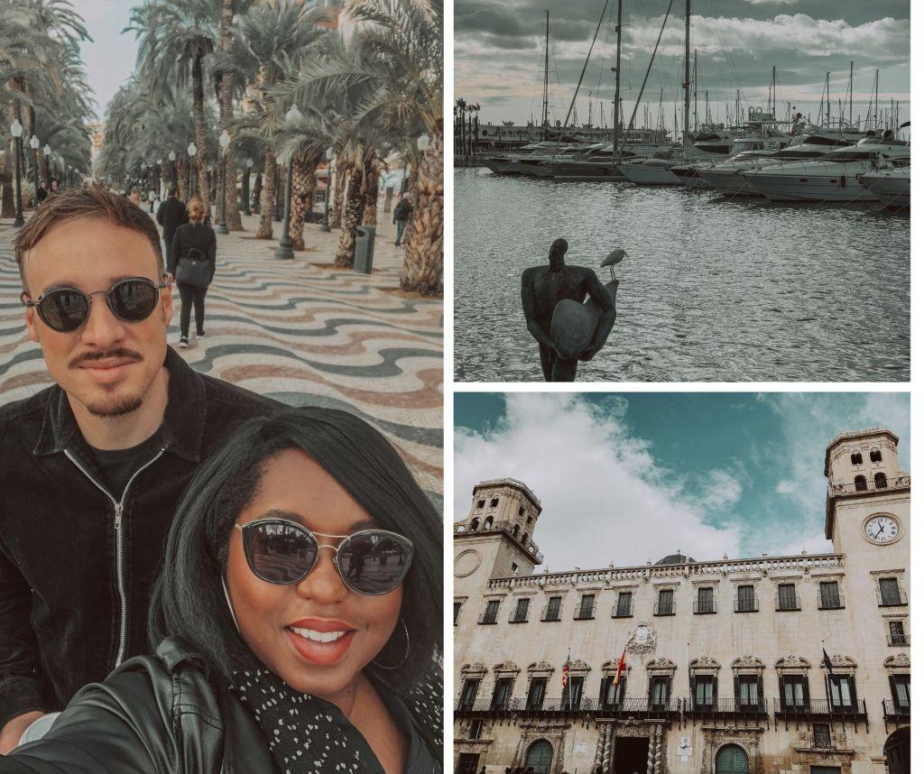 Alicante en amoureux