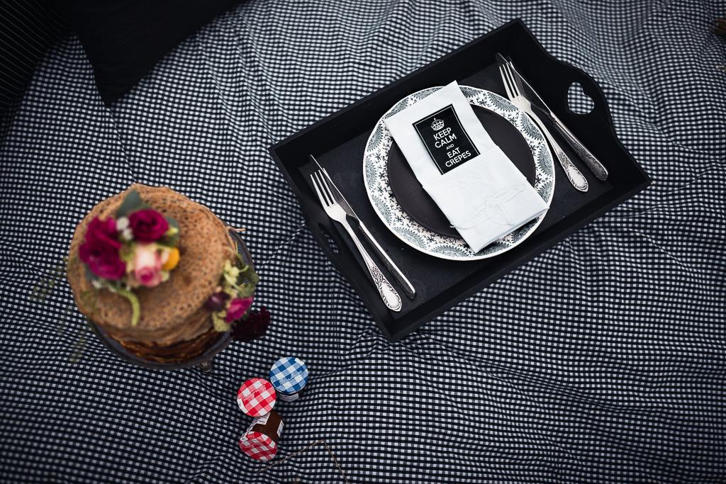 table de pique-nique mariage