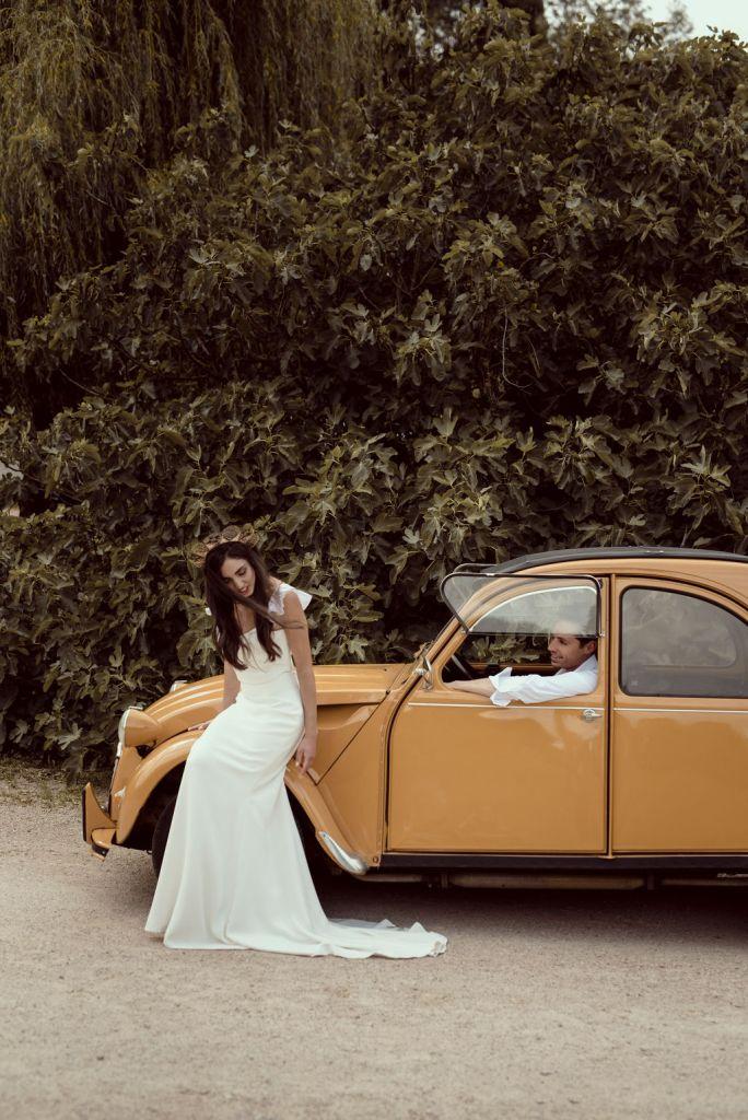 shooting mariage couple
