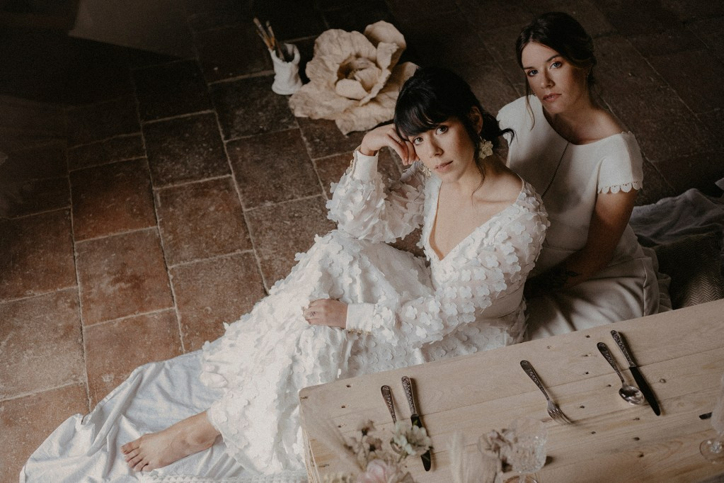 mariées bohèmes