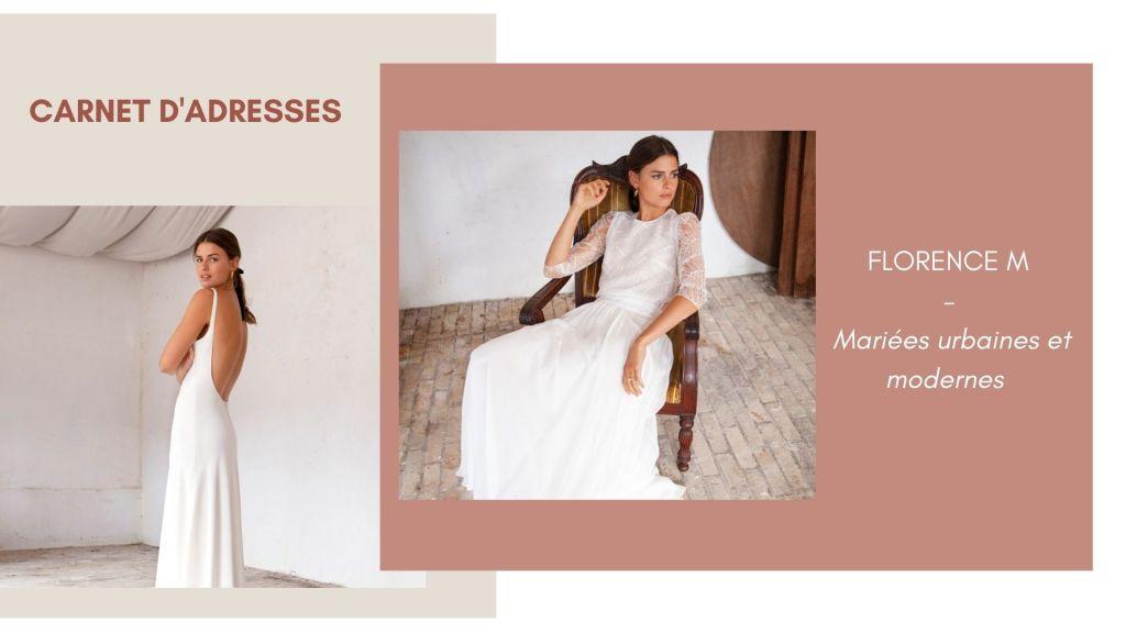 Maison Floret - Robe de mariée