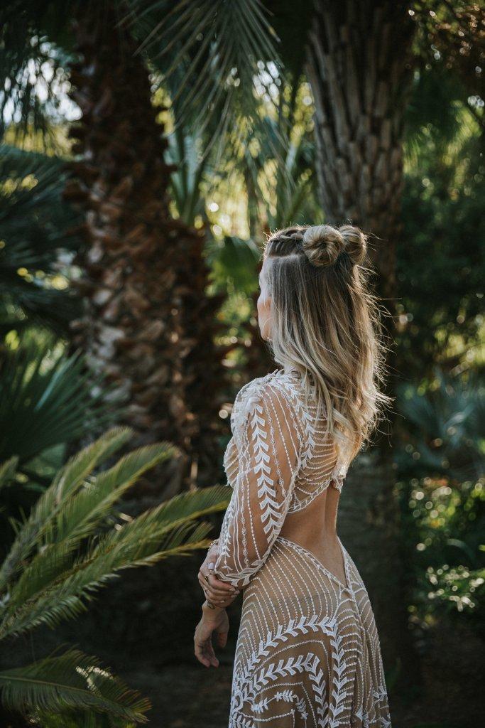 Mariage alternatif Coachella Wedding Vibes