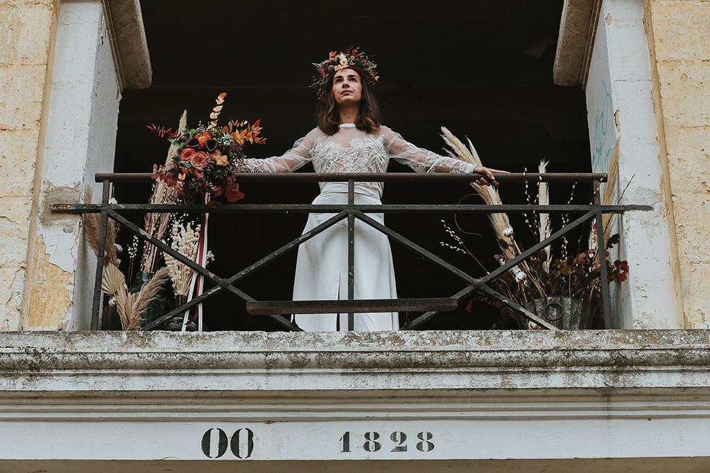 La mariée de la caserne