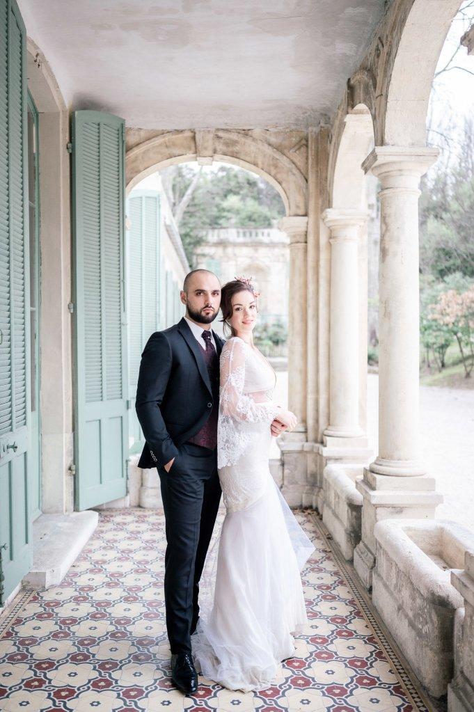 mariage fine art photos de couples