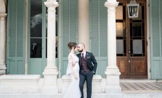 Mariage fine art à la française