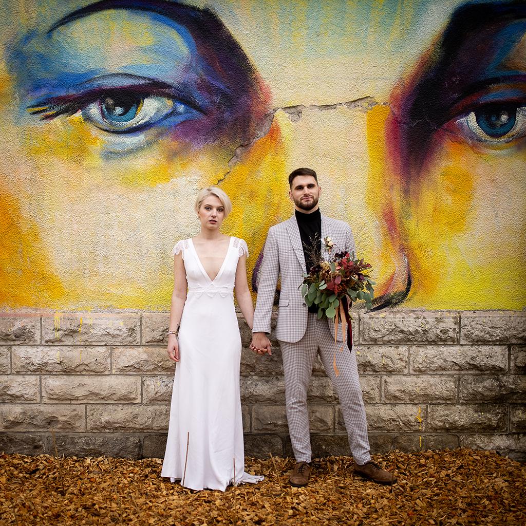 mariage urbex