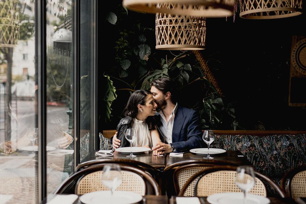 mariage à la parisienne
