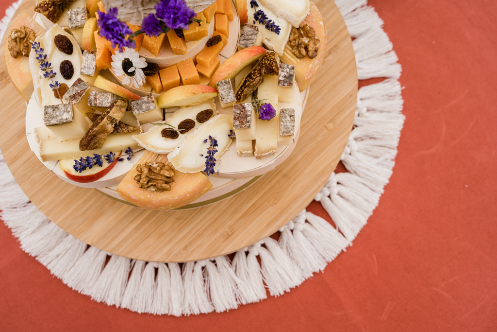 gâteau de fromage mariage