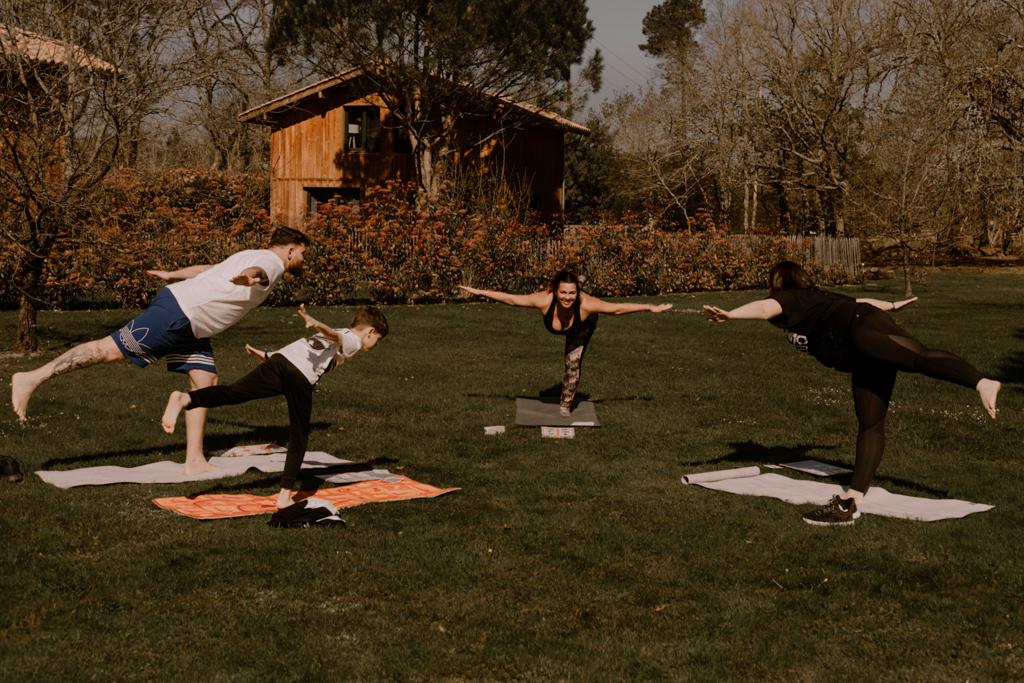 yoga avant mariage