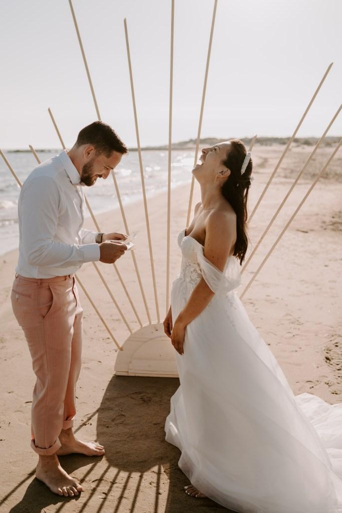 Se marier sur la plage, les conseils